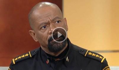 Sheriff David Clarke on Netflix, Twitter Exec Donations to BLM Candidate pb