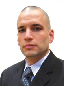 Wharton County District Attorney Ross Kurtz