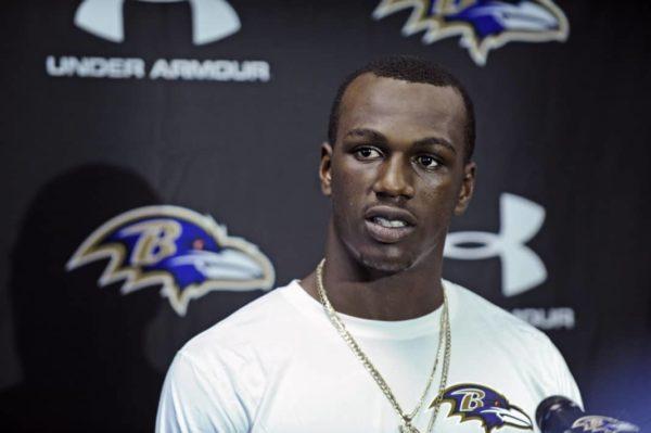 Baltimore Ravens cornerback Tray Walker (Baltimore Sun)
