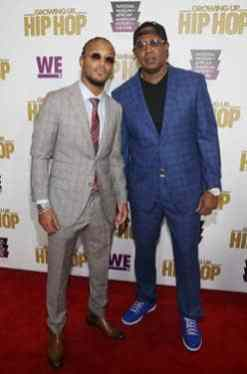 Executive producers and cast members Romeo Miller (left) and Master P (Photo by Tasos Katopodis/Getty Images for WE tv)