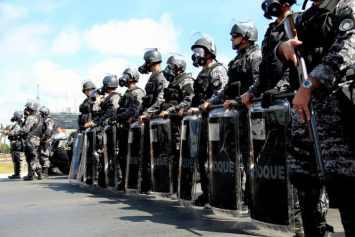 Police Killings in Brazil