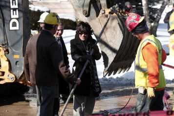 Flint Water Pipes