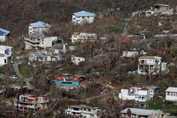 Virgin Islands hurricane recovery