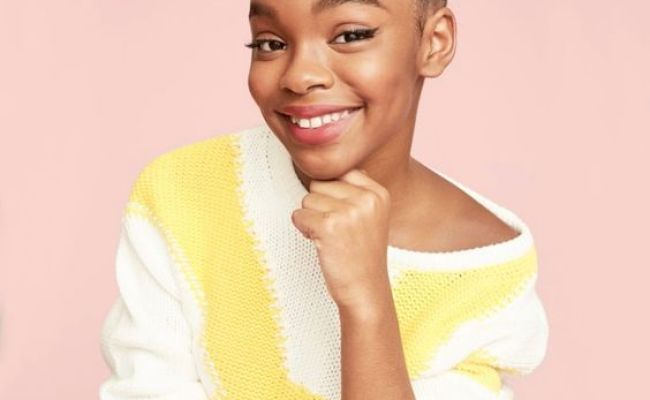 Black Ish Star Marsai Martin Will Executive Produce And