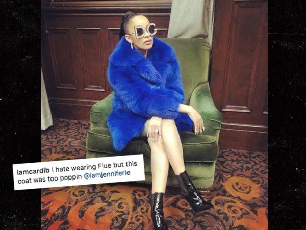 Girl Side Face Wallpaper Cardi B Receives Death Threats Over Instagram Caption