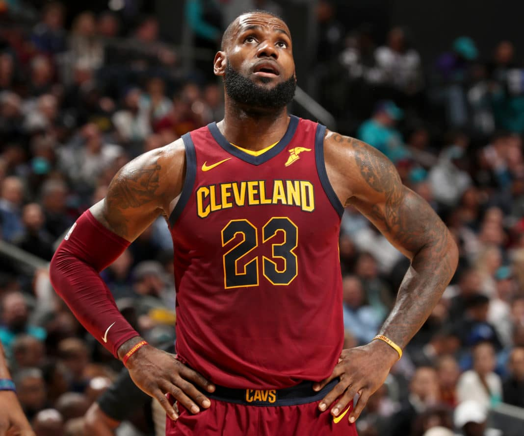LeBron James: Playing without Kevin Love challenging for Cavaliers
