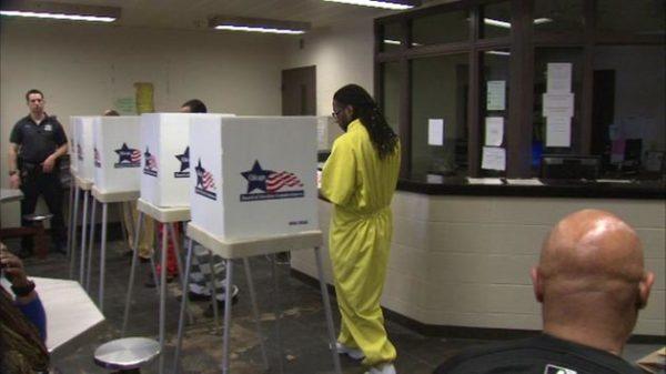 Jail-Wide Prison Vote