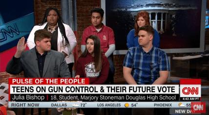 Teen Gun Debate