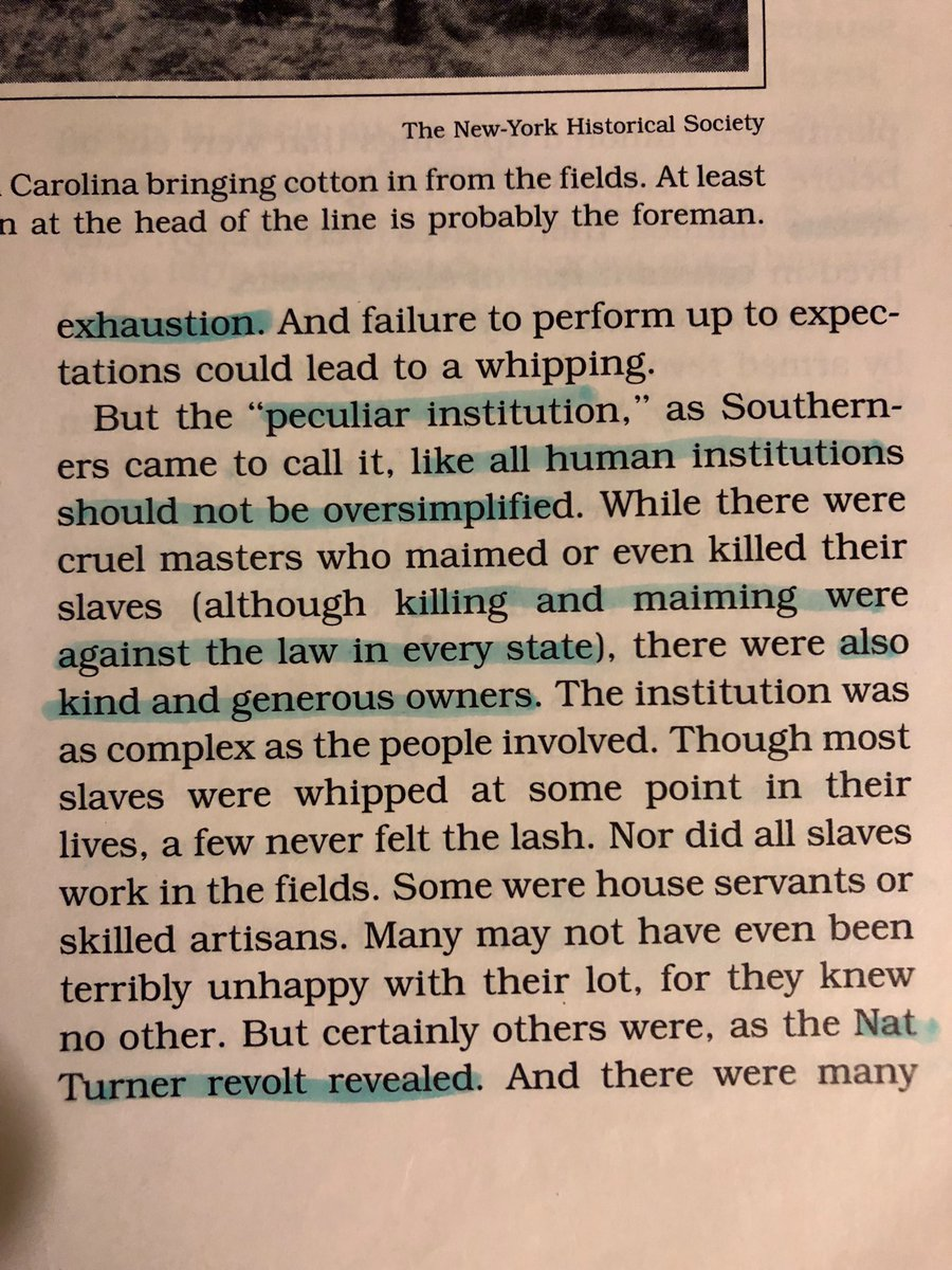 Mother Exposes Text In Texas History Book Suggesting Some