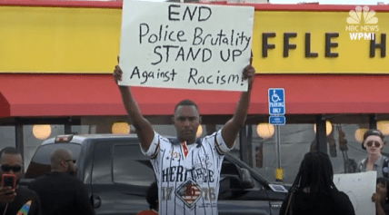 Waffle House Protests
