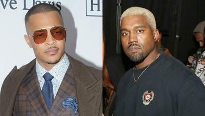 TI and Kanye