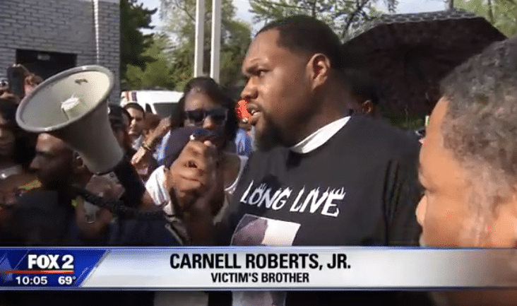Detroit Activists Fight to Keep Gas Station Closed After Arab Owner Shoots Kills Unarmed Black Man