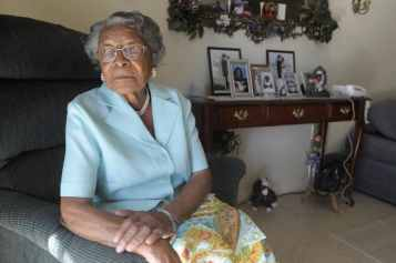 TV-Recy Taylor,