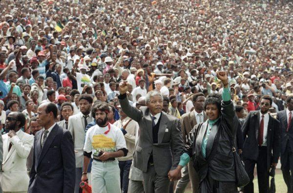 Travel Footsteps of Mandela