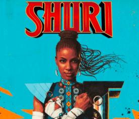 'Shuri' book cover