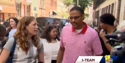 Baltimore Man Exonerated