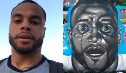 Dak Prescott Drawn in Sunken Place