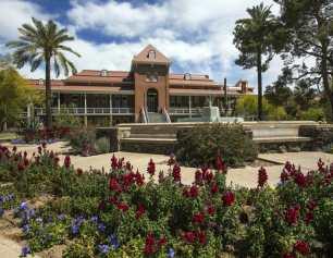 University of Arizona Bulding