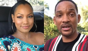 Garcelle Beauvais Apologizes for Posting Photo of Herself Kissing Will Smith