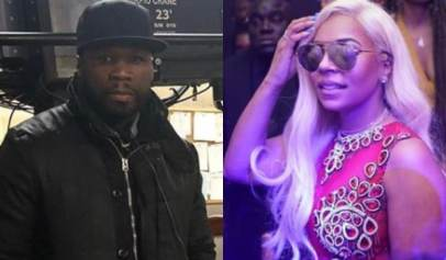 50 Cent Seemingly Responded to Ashanti Calling Him a Bully
