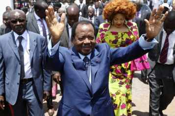 Cameroon Fragile Elections