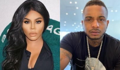 Lil' Kim's Baby Daddy Drops Freestyle About Not Seeing Daughter