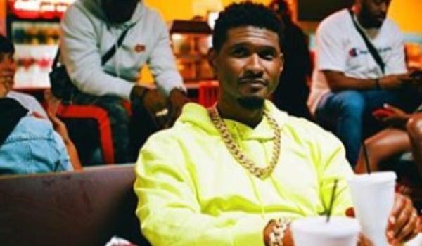 Usher Asked Judge In Herpes Case For A Gag Order