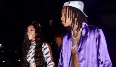 Wiz Khalifa and Winnie Harlow Seen Holding Hands