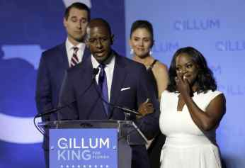 Andrew Gillum Midterm Elections Florida Recount