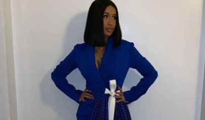 Cardi B shared a new video of baby Kulture and her fans went crazy