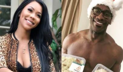 Deelishis Expressed Her Interest in Shannon Sharpe For the Second Time