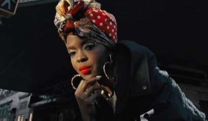 Lauryn Hill showed up two hours late to a show in France and only played a 30-minute set