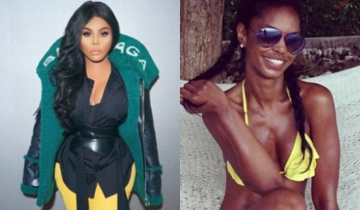 Lil' Kim posted a tribute to Kim Porter