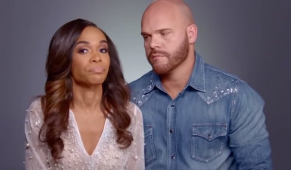 """Michelle Williams and Chad Johnson Argue About Race and Mental Health on Their Show """"Chad Loves Michelle"""""""