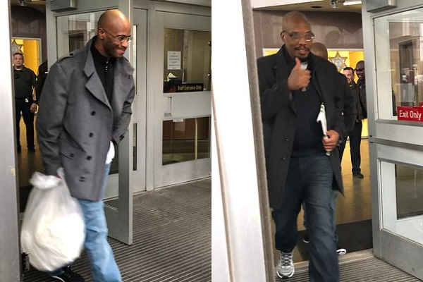 Michigan Men Exonerated