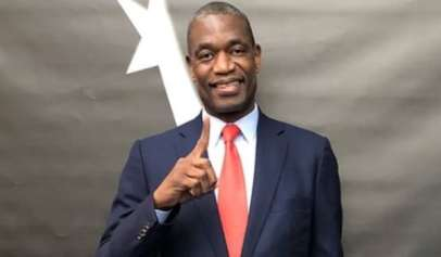 Dikembe Mutombo flew in an 8-year-old boy from the Congo to remove a tumor on the left side of his face