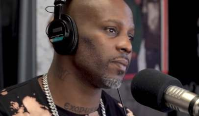 DMX criticized today's rappers for glorifying drug use.