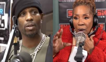 """DMX wants to be on """"Iyanla: Fix My Life"""" again."""