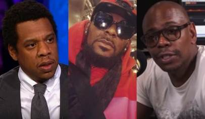 "Dream Hampton said it was hard to get celebrities like Jay-Z and Dave Chappelle to be interviewed for the docuseries ""Surviving R. Kelly."""