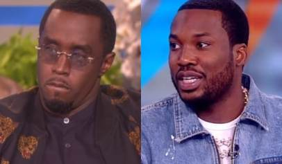 "Sean ""Diddy"" Combs called for more Black ownership and Meek Mill responded."