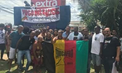 Brazil Black Lives Matter Protests