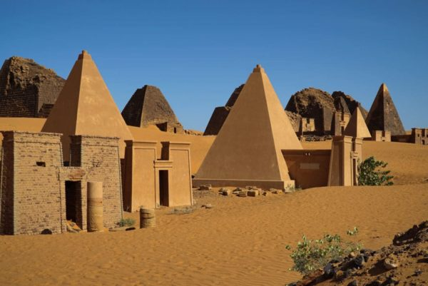 Nubian Sites