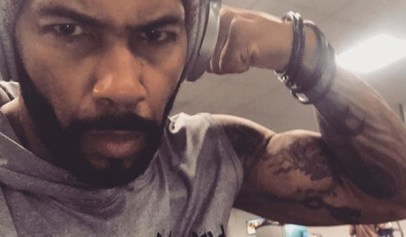 Omari Hardwick posted a new photo and drove his fans crazy.