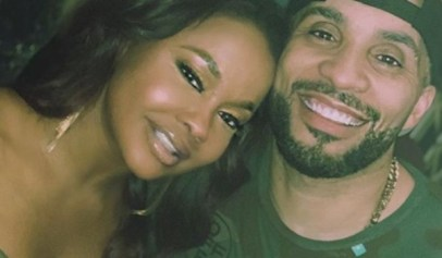 Phaedra Parks confirms she's the happiest she's ever been after posting photo of new boyfriend.