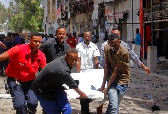 al-Shabab bombing