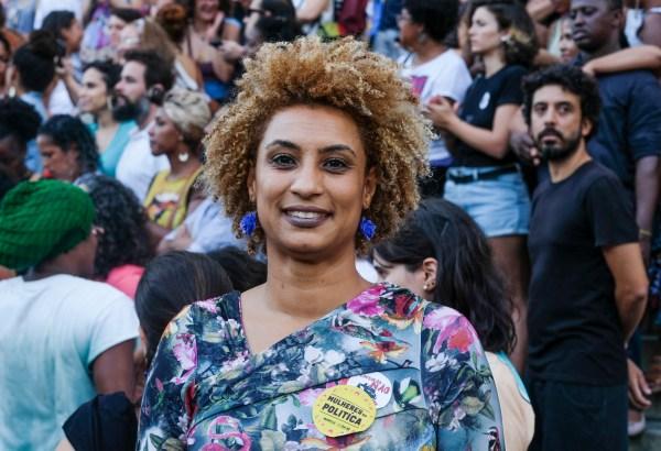 Brazil Councilwoman Killed