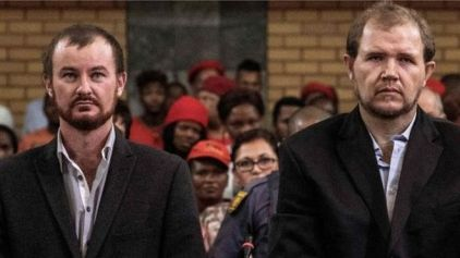 White Farmers Sentenced
