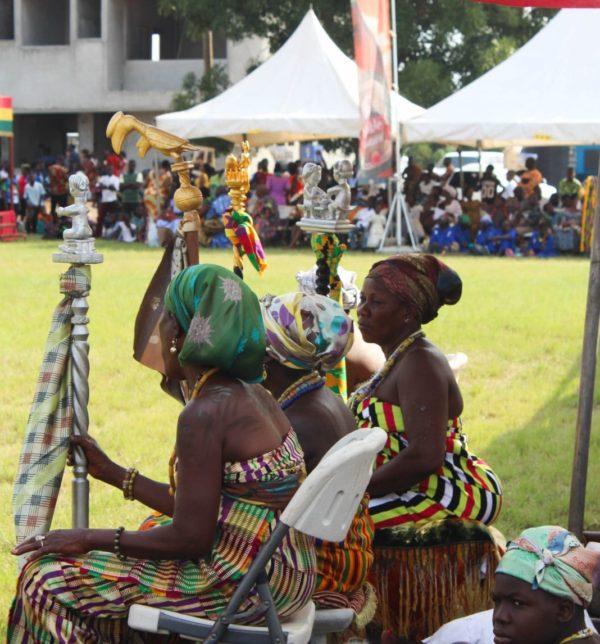 ghanian queen mothers