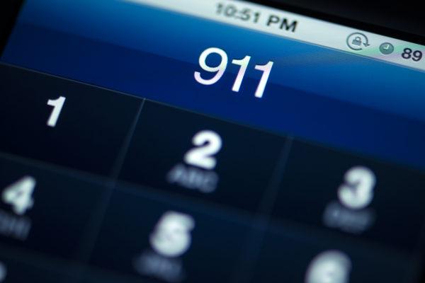 Oregon 911 Calls