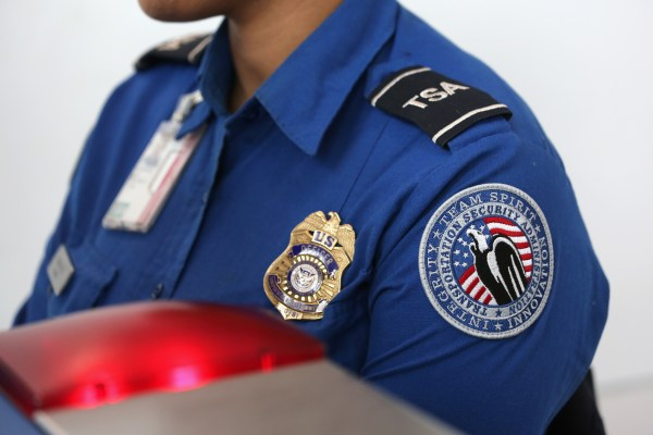 TSA Agents Suspended